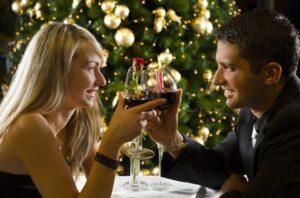 Den første date
