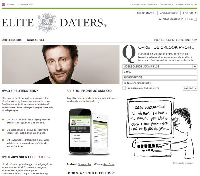 dating elite Nordfyns