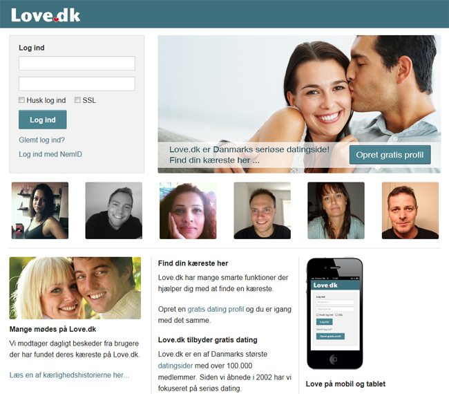 Gratis datingsite