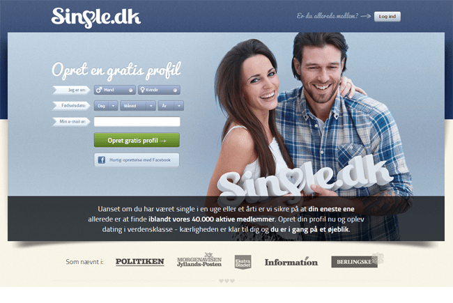 kontaktanonser best dating sites